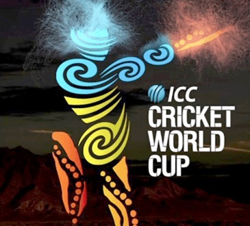 ICC cricket world cup logo